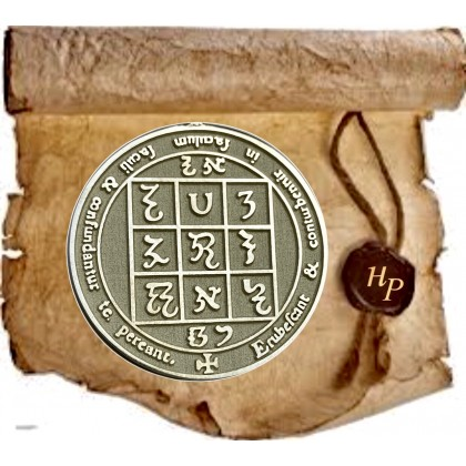 Amulet to gain favor