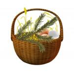Basket for a love plot