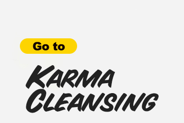 Karma cleansing